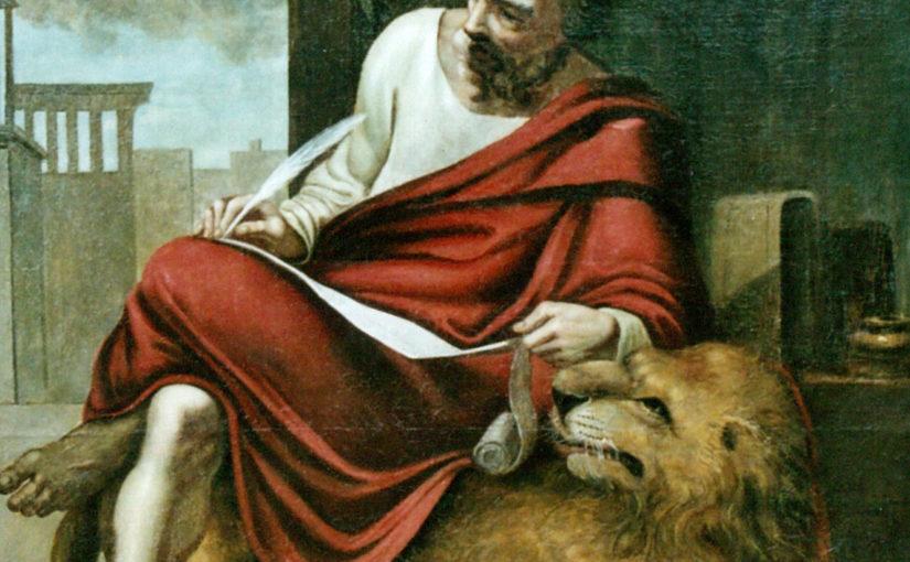 saint-marc-evangeliste