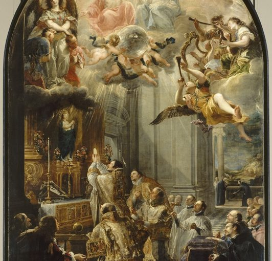 La Messe de fondation de l'ordre des Trinitaires