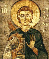 Icone de Saint Justin
